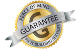 Fix It Building Service peace of mind 10 point guarantee